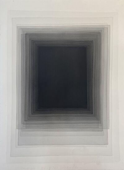 Joachim Bandau, 'Untitled (29.12.2014)', 2014