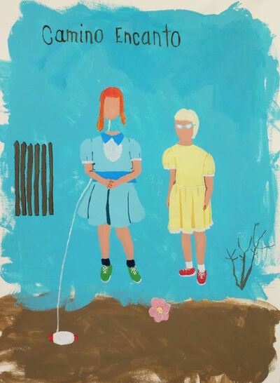 Terri Lloyd, 'Camino Encanto', ca. 2019-2020