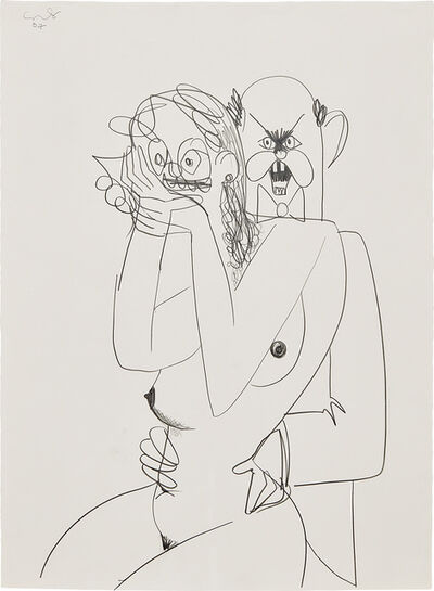 George Condo, 'Untitled', 2007