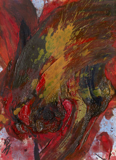 Kazuo Shiraga, 'YOU', 1992