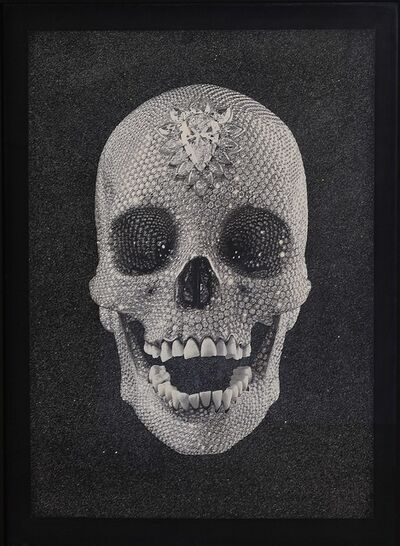 Damien Hirst, 'For the Love of God, Enlightenment ', 2007