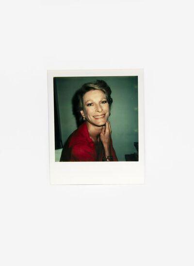 Andy Warhol, 'Nan Kempner', 1973