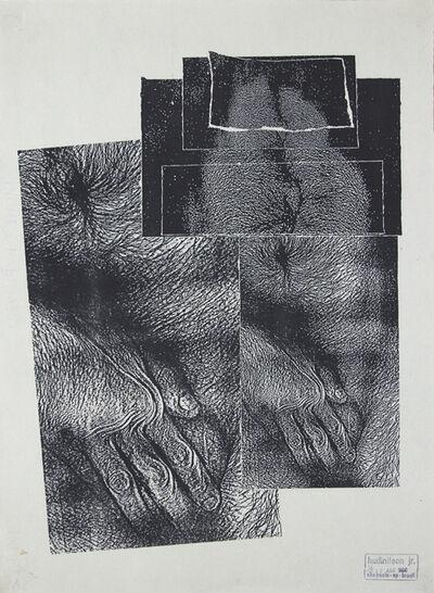 "Hudinilson Jr., '""Narcisse"" Exercício de me ver', 1980"
