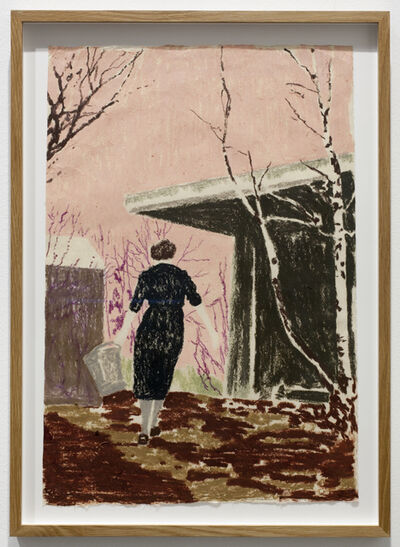 Mamma Andersson, 'Goodbye', 2014