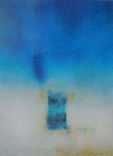 Scott Upton, 'Pool of Blue', 2018