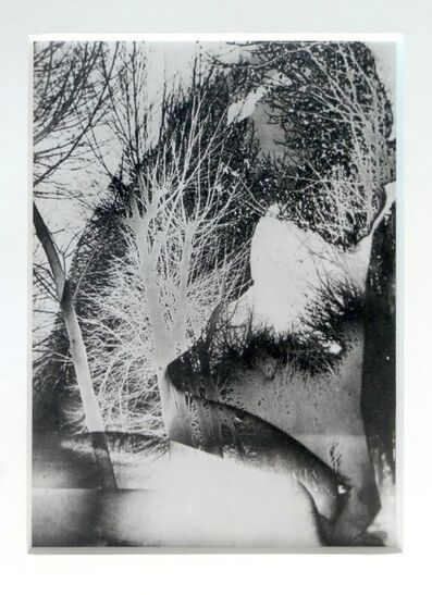 Maurice Tabard, 'Untitled (Solarized Double Exposure)', unknow