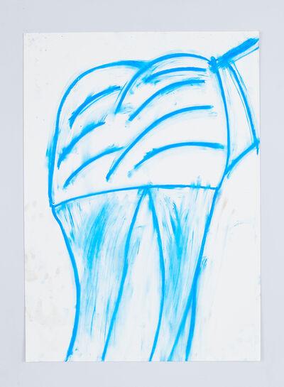 Cameron Platter, 'Blue Butt', 2020