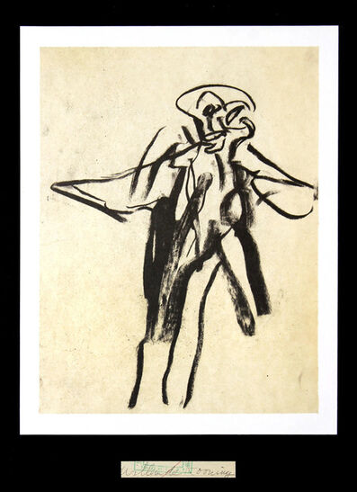 Willem de Kooning, 'Untitled (For Frank O'Hara)', 1988