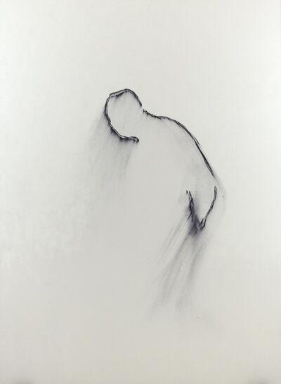 Hernán Cédola, 'Estudio para una figura', 2018