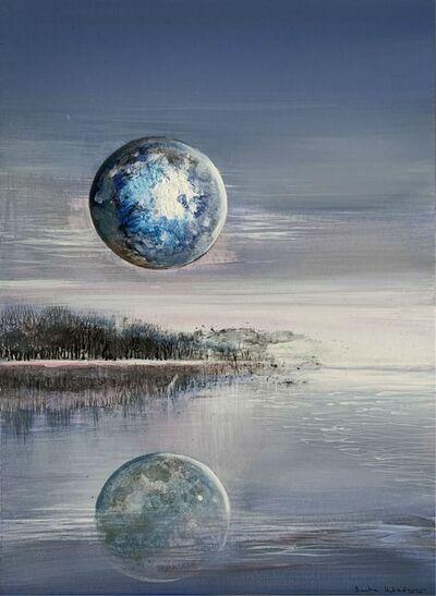 Barbara Hubert, 'Full moon', 2020