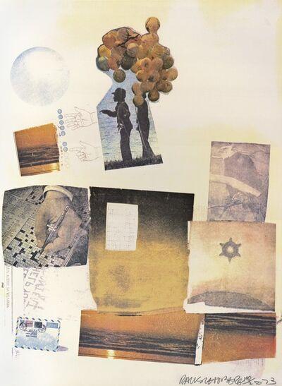 Robert Rauschenberg, 'Support', 1973