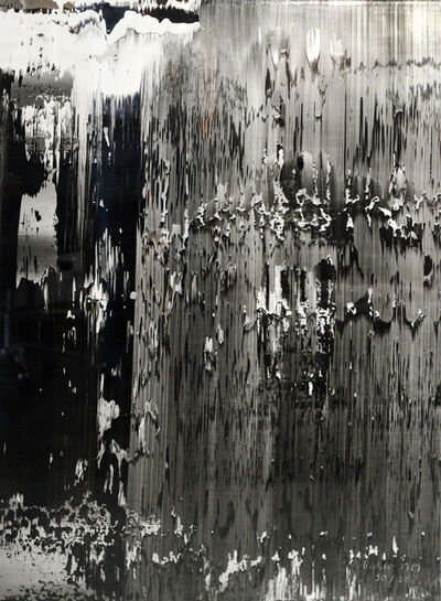 Gerhard Richter, 'uran', 1989