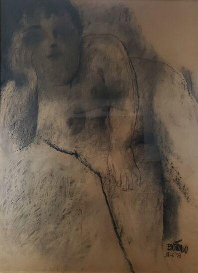 Fernando Botero, 'Untitled (Woman)', 1959