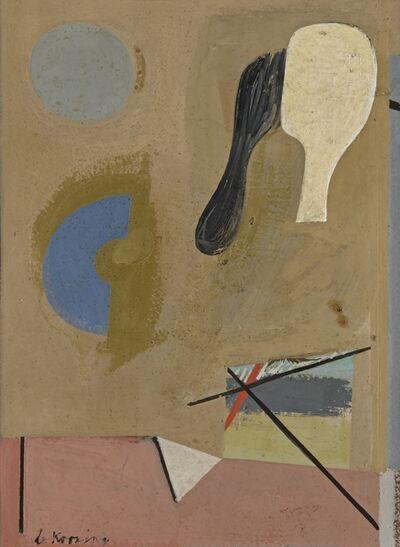 Willem de Kooning, 'Untitled (Still Life)', 1939