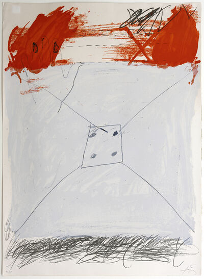 Antoni Tàpies, 'Poems from the Catalan', 1973
