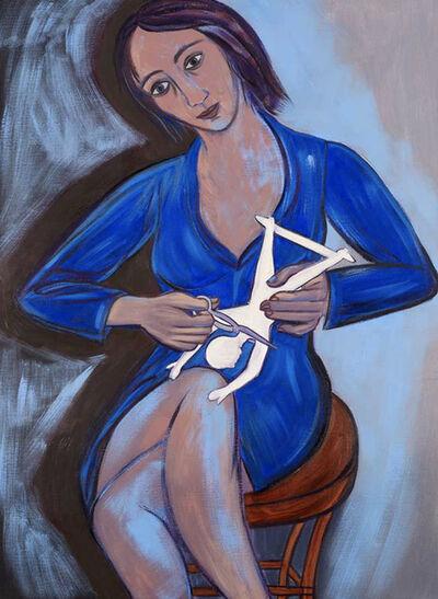 Eileen Cooper, 'Paper Doll', 2012