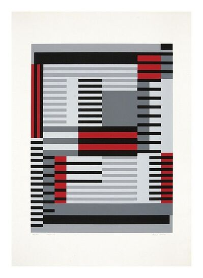 Anni Albers, 'Connections 1925/1983, Portfolio of 9 Serigraphs, 1925-1983', 1925-1983