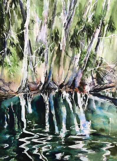Cynthia Stewart, 'Hartley's Lagoon', 2018