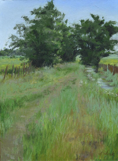 Mary Monk, 'Old Road', 2018