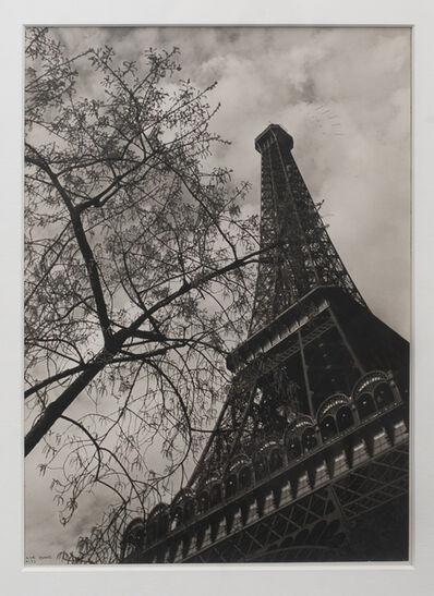 Ilse Bing, 'Eiffel Tower 1933', 1933