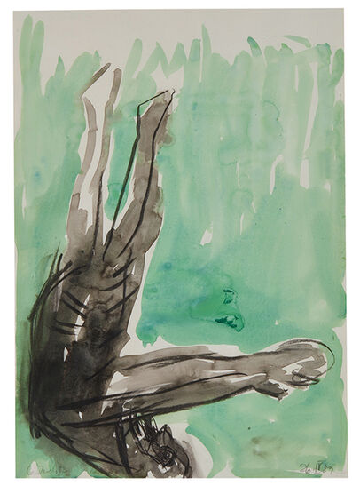 Georg Baselitz, 'Untitled', 1983