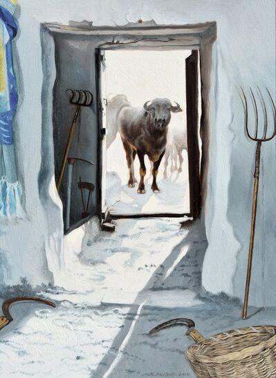 Anthony Christian, 'Good Morning Rajasthan', 1995