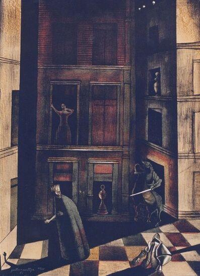 "Gustavo Montoya, '""Jaque Mate""', 1985"