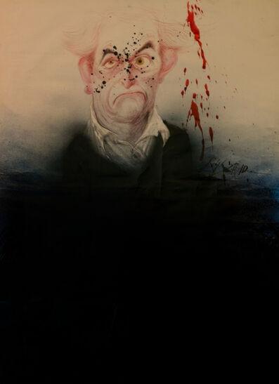 Ralph Steadman, 'Self portrait', 1981