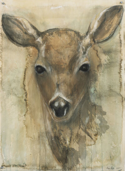 Jane Rosen, 'Deer (Sunday)', 2007
