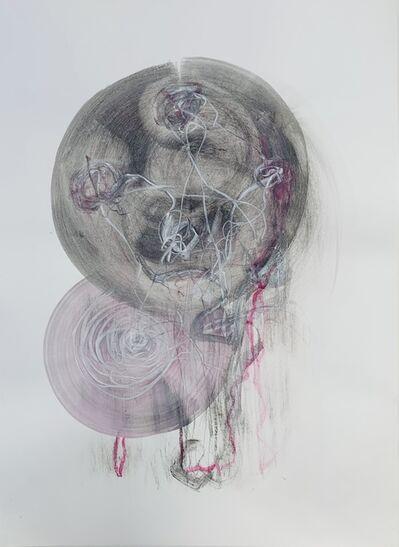 Áron Gábor, 'In the mirror of eyes IV.', 2020