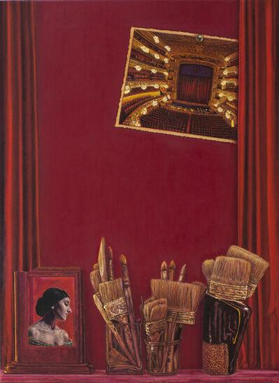 Juan Antonio Mañas, 'Taller con Liceo', 2019