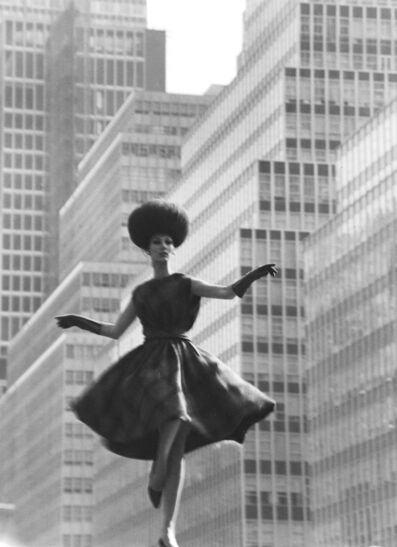 Horst P. Horst, 'Park Avenue Fashion, New York', 1962