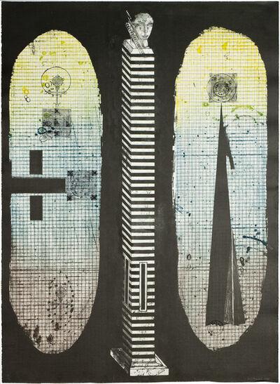 Ian Howard (b. 1952), 'Ritratto', 1996