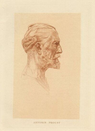 Auguste Rodin, 'Antonin Proust', 1899