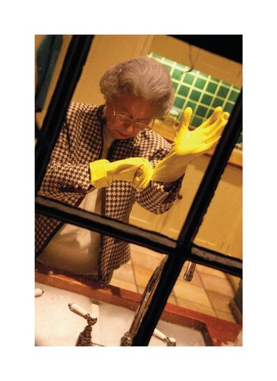 Alison Jackson, 'Queen Marigolds', 2008