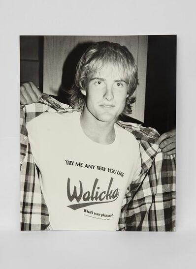 Andy Warhol, 'Ken Leslie', 1982