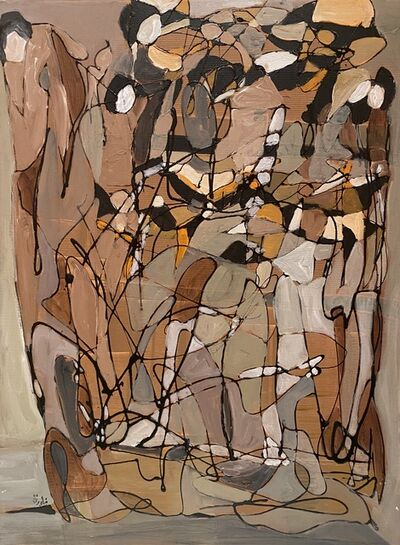 Nadira Azzouz, 'Cross Over', 2013