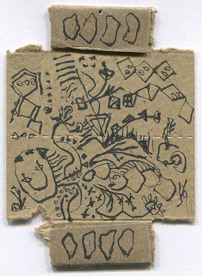 Jackson Pollock, 'Untitled', ca. 1952
