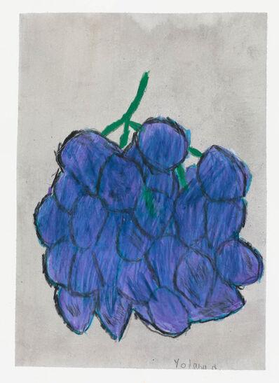 Yolanda Ramirez, 'Untitled (Grapes)', 2014
