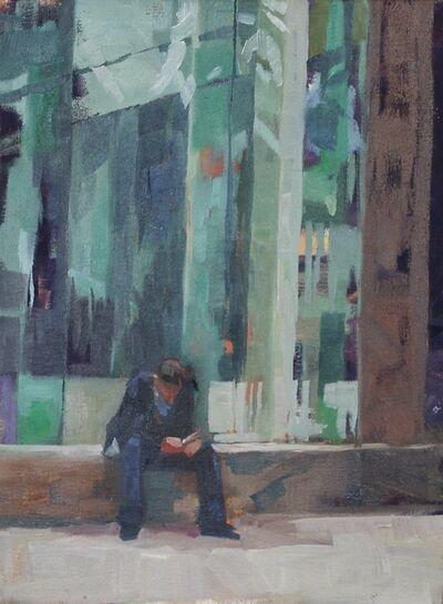 Ceri Allen, 'By the Atrium'