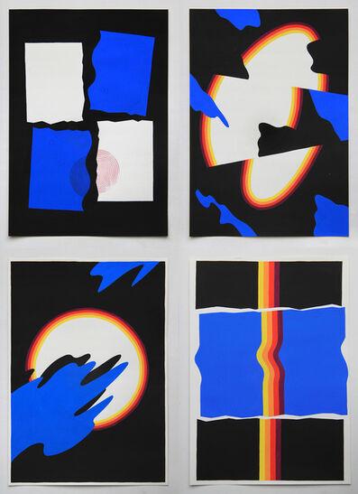 Gabriel Acevedo Velarde, 'Documentos e imágenes promocionales - Grupo 4', 2015