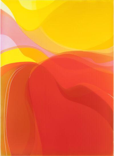 Peter Zimmermann, 'Orange', 2013