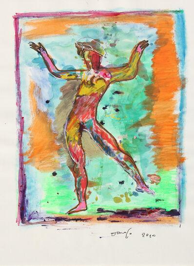Dario Fo, 'Senza titolo', 2010