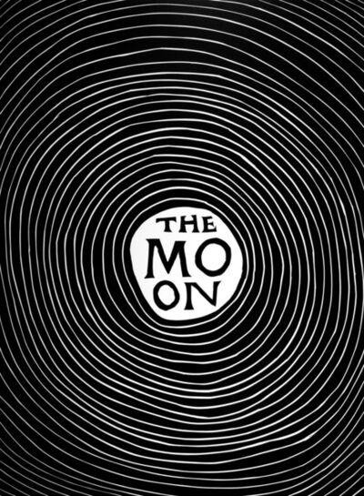 David Shrigley, 'The Moon', 2018