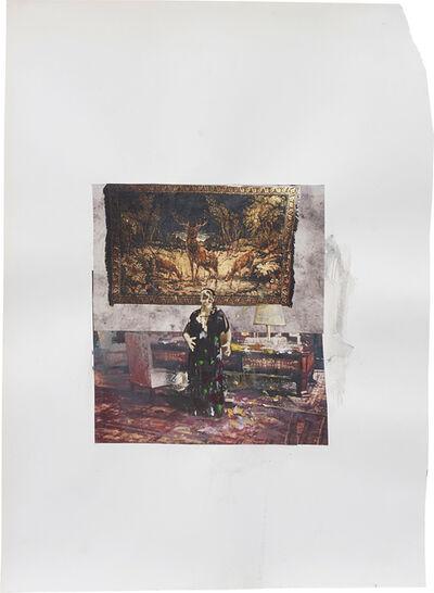 Adrian Ghenie, 'Study for Pie Fight 8', 2013
