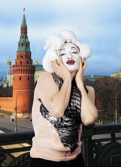 Vladislav Mamyshev-Monroe, 'Marilyn Monroe. From StarZ series', 2005