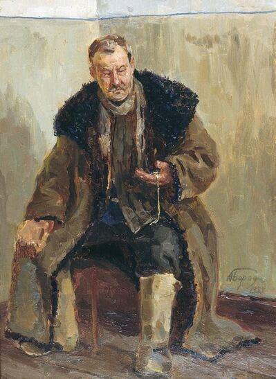 Aleksey Ivanovich Borodin, 'The Kolkhoz Director', 1953
