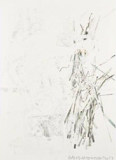 Robert Rauschenberg, 'Noname (Elephant) from For Meyer Schapiro', 1973