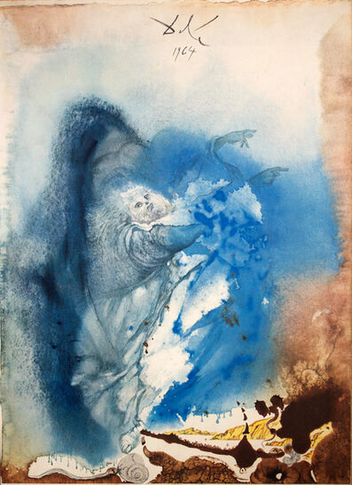 Salvador Dalí, 'The Creations Of Earthly And Sea Animals', 1964-1967