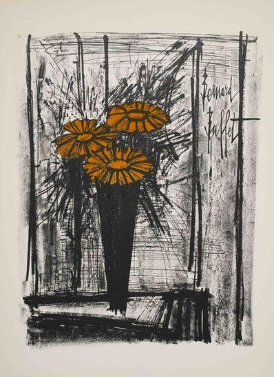Bernard Buffet, 'Bouquet', 1968